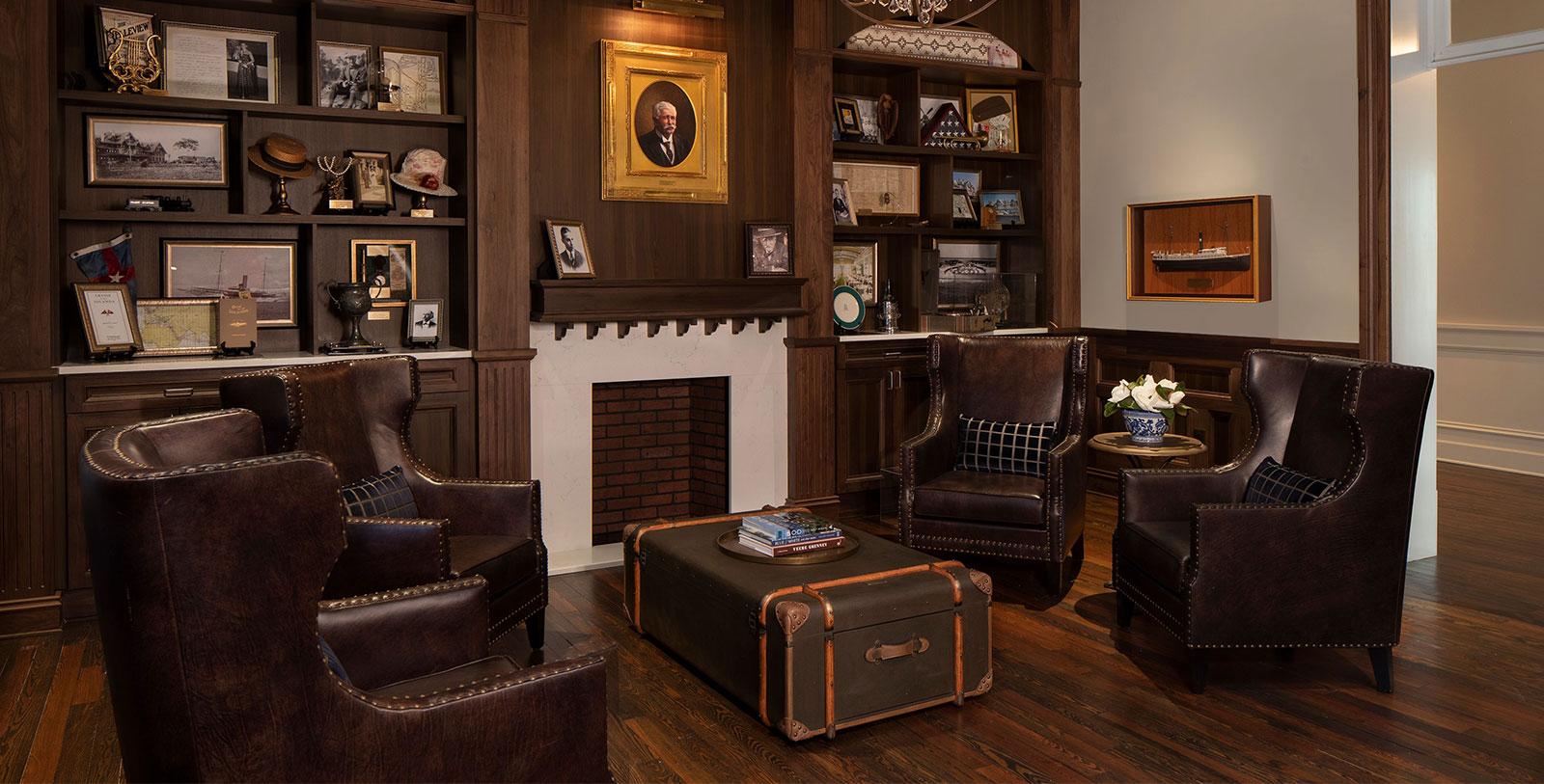 Image of Morton's Reading Room at Belleview Inn, 1897, Member of Historic Hotels of America, in Belleair, Florida, Hot Deals