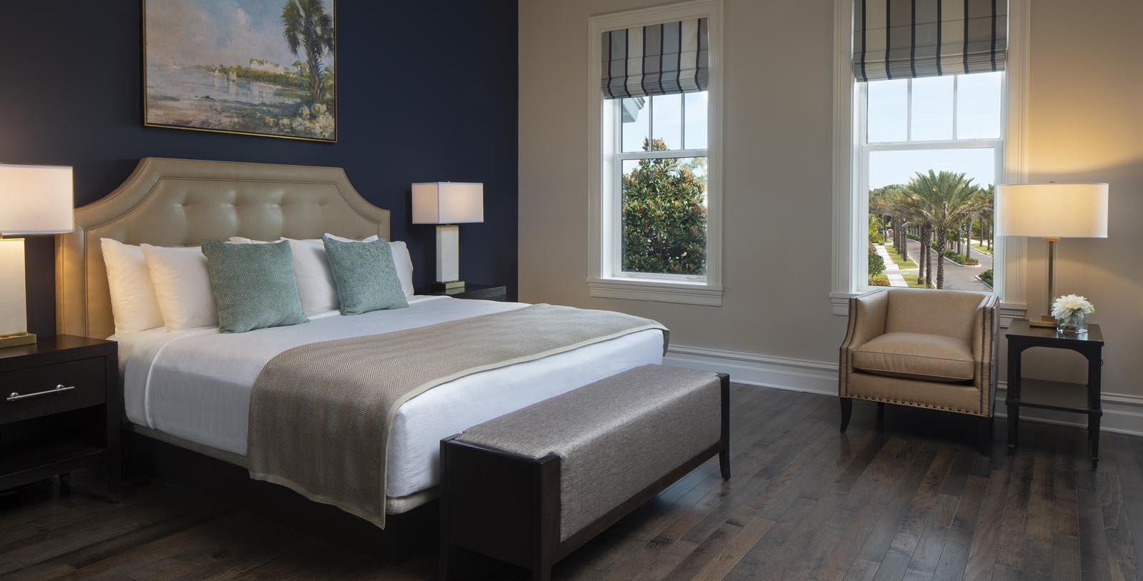 Image of Guestroom at Belleview Inn, 1897, Member of Historic Hotels of America, in Belleair, Florida, Accommodations