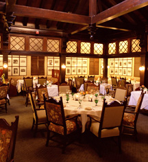 Dining At Pinehurst Resort In