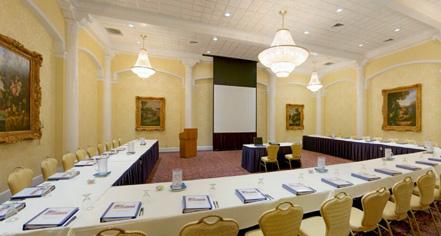 Meetings at      Pinehurst Resort  in Pinehurst