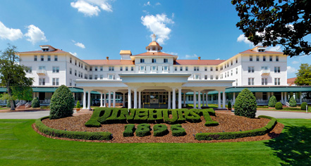 Pinehurst Resort  in Pinehurst