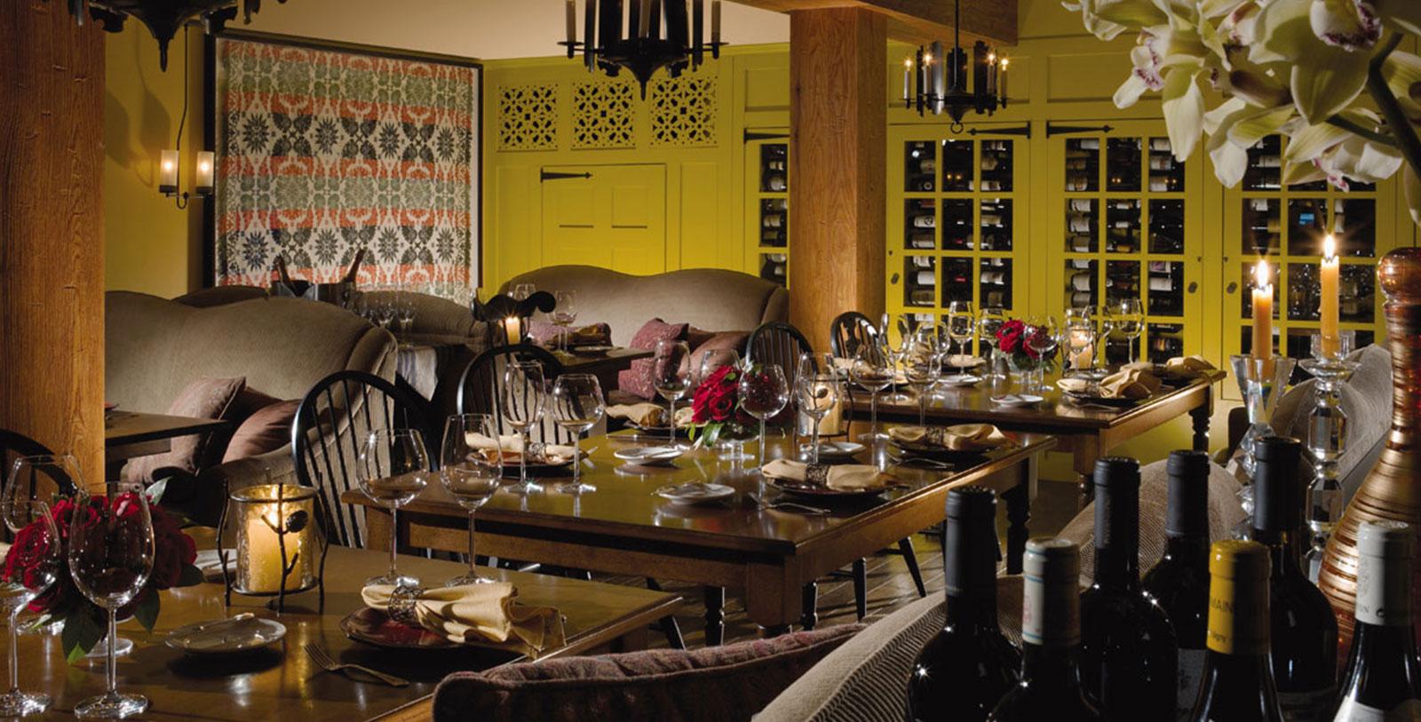 Image of 1796 Restaurant, Omni Bedford Springs Resort and Spa, 1806, Member of Historic Hotels of America, Bedford, Pennsylvania, Dining