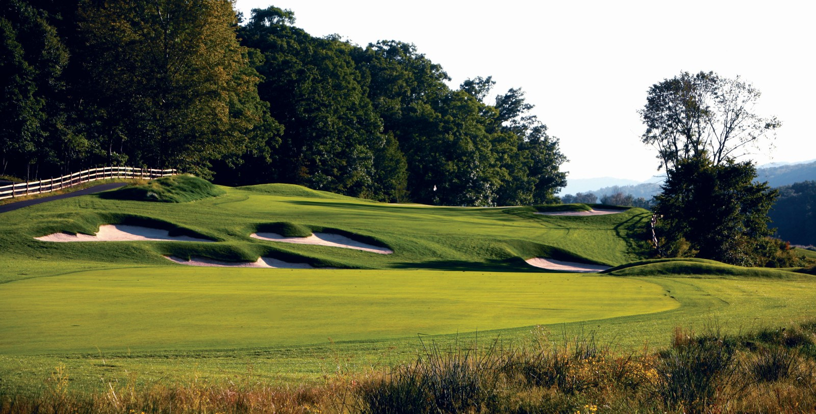 Image of Old Course, Omni Bedford Springs Resort & Spa, Bedford, Pennsylvania, 1806, Member of Historic Hotels of America, Golf