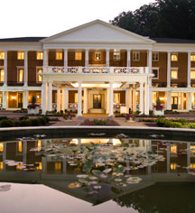 Dining At Omni Bedford Springs Resort Spa In