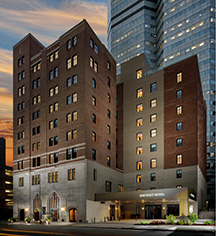 Distrikt Hotel Pittsburgh, Curio Collection by Hilton  in Pittsburgh