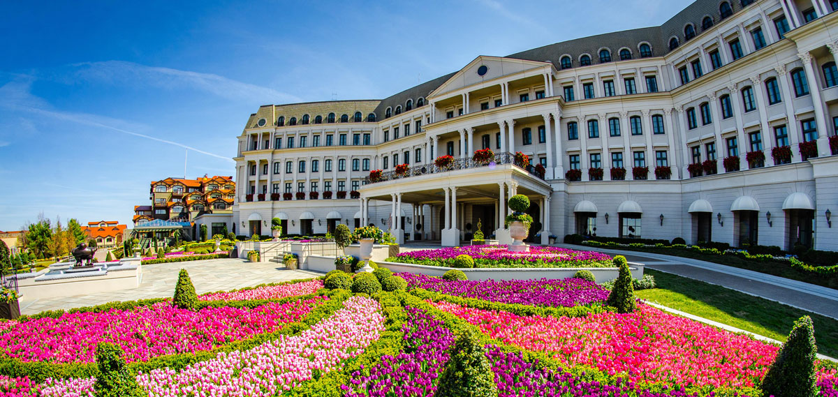 Nemacolin Woodlands Resort  in Farmington