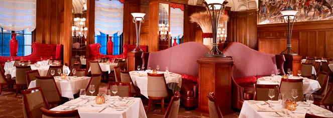 Dining at      Omni William Penn Hotel, Pittsburgh  in Pittsburgh