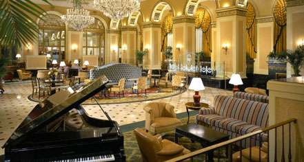 Activities:      Omni William Penn Hotel, Pittsburgh  in Pittsburgh