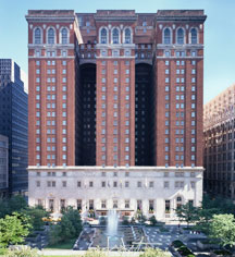 Omni William Penn Hotel Pittsburgh In