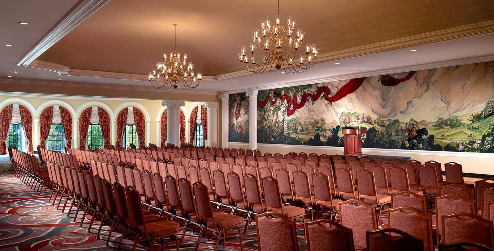Image of Ballroom Theater, Omni William Penn Hotel, Pittsburgh, Pennsylvania, 1916, Member of Historic Hotels of America, Experience