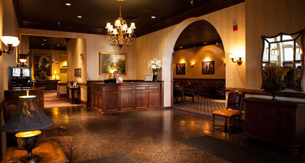 Activities:      The Blennerhassett Hotel  in Parkersburg