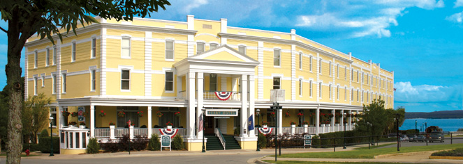 Accommodations: Stafford's Perry Hotel in Petoskey