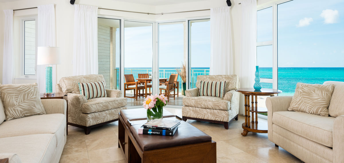 Accommodations:      West Bay Club  in Providenciales