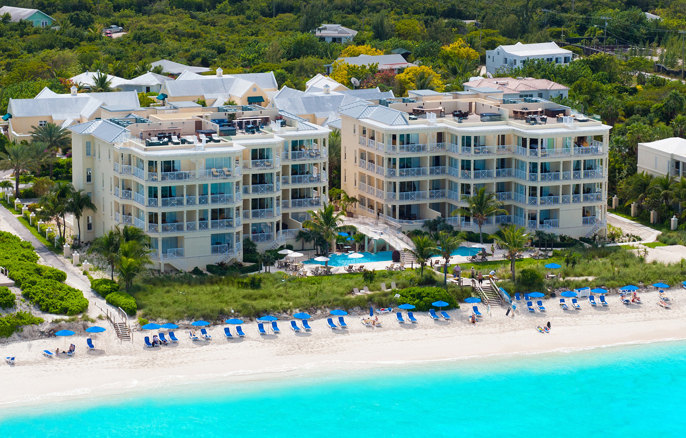 Special Offers:      Windsong Resort  in Providenciales