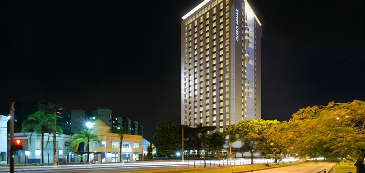 Ouro Minas Palace Hotel  in Belo Horizonte