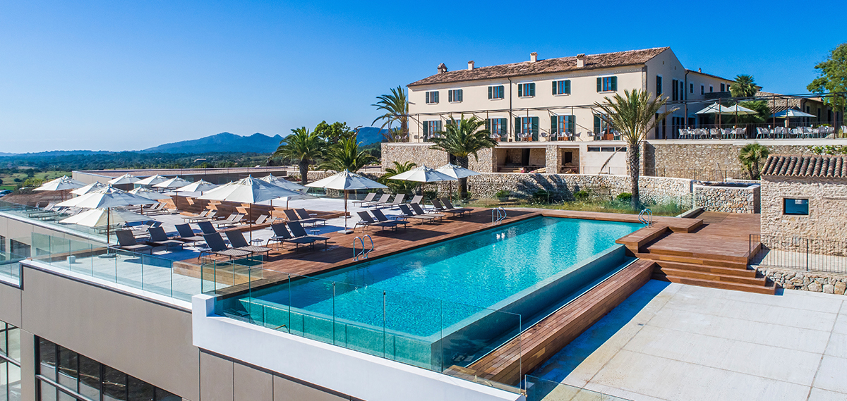 Carrossa Hotel-Spa-Villas in Mallorca, Spain