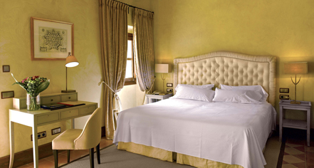 Accommodations:      Gran Hotel Son Net  in Puigpunyent