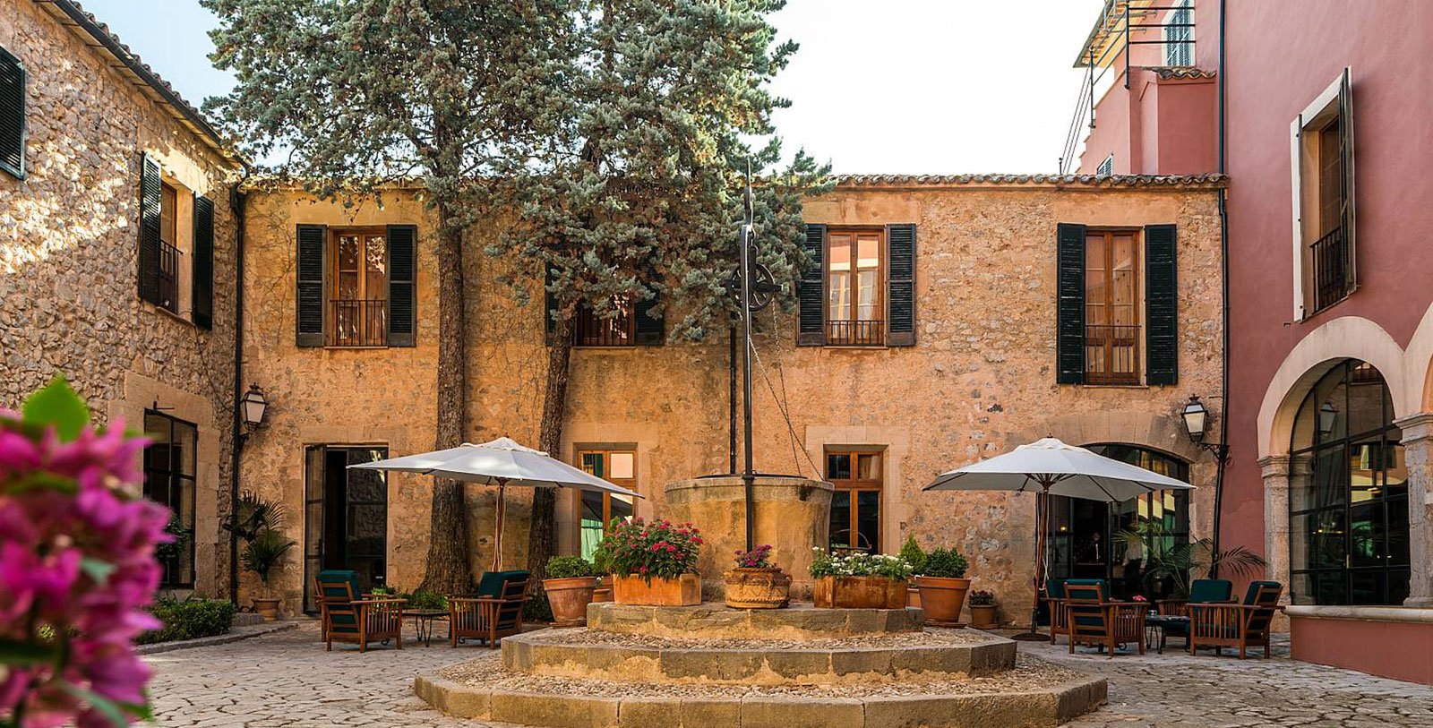 Image of Hotel Exterior, Gran Hotel Son Net, Puigpunyent, Spain, 1672, Member of Historic Hotels Worldwide, Hot Deals