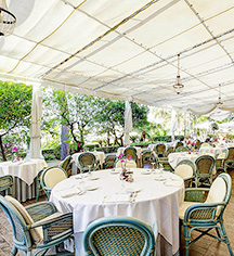Dining at      Grand Hotel Villa Igiea Palermo - MGallery by Sofitel  in Palermo