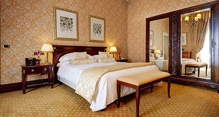 Accommodations:      Grand Hotel Villa Igiea Palermo - MGallery by Sofitel  in Palermo