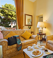 Accommodations:      Grand Hotel Villa Igiea Palermo - MGallery by Sofitel  in Palermo