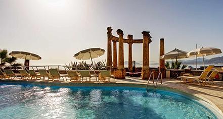 Spa:      Grand Hotel Villa Igiea Palermo - MGallery by Sofitel  in Palermo