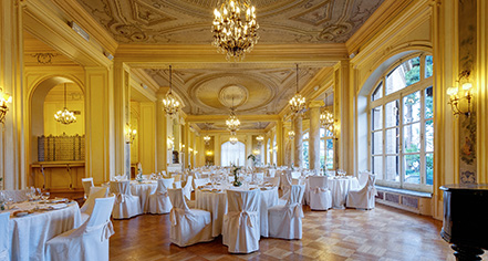Weddings:      Grand Hotel Villa Igiea Palermo - MGallery by Sofitel  in Palermo