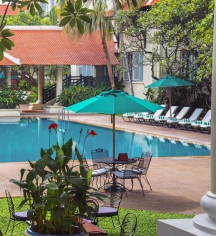 Local Attractions:      Raffles Hotel Le Royal  in Phnom Penh