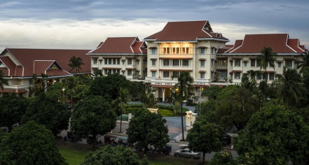 Raffles Hotel Le Royal  in Phnom Penh