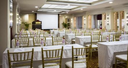 Meetings at      Raffles Hotel Le Royal  in Phnom Penh