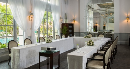 Events at      Raffles Hotel Le Royal  in Phnom Penh