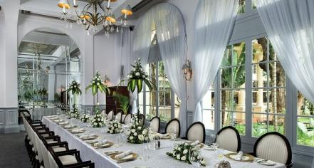 Weddings:      Raffles Hotel Le Royal  in Phnom Penh