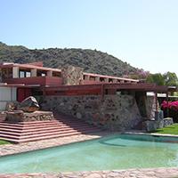 Frank Lloyd Wright's Taliesen West