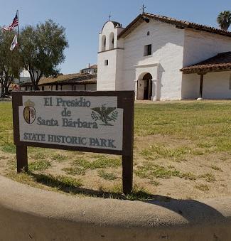 Image Of El Presidio De Santa Bárbara State Historic Park, Historic Hotels Of America