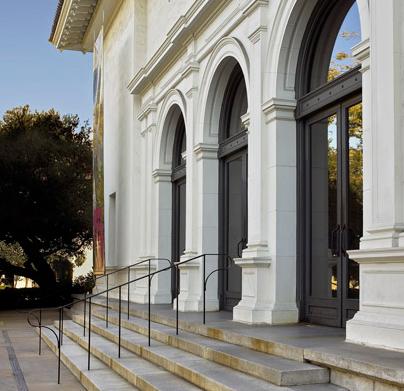 Image Of Santa Barbara Museum Of Art, Historic Hotels Of America