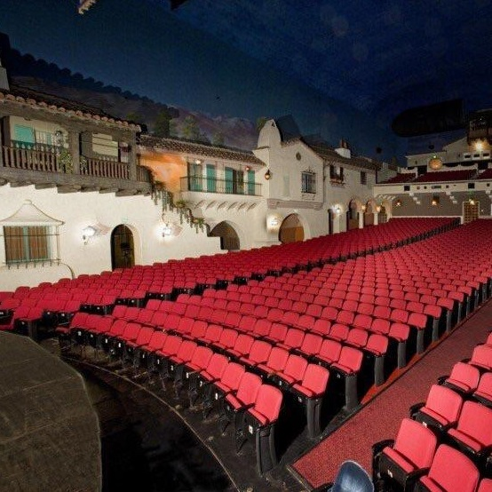The Arlington Theatre (Metropolitan Theatres)