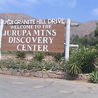 Jurupa Mountains Discovery Center