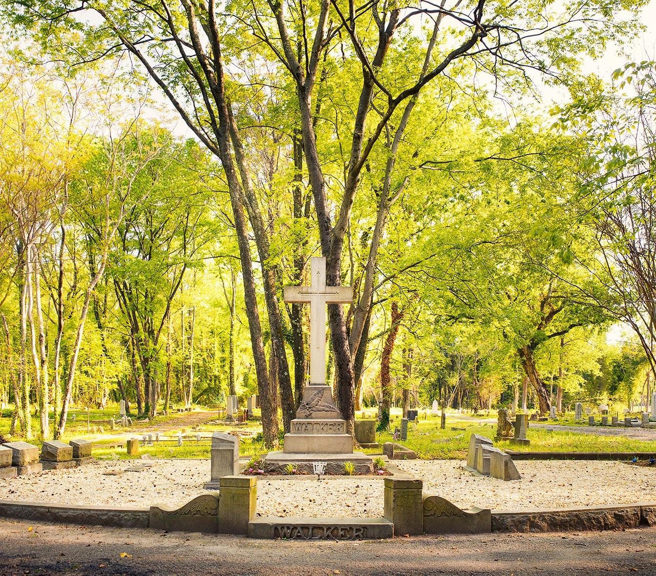 Historic Evergreen Cemetery