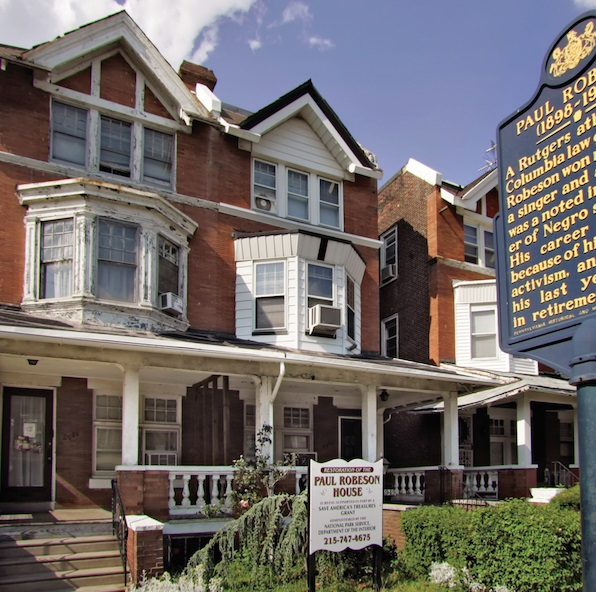 Paul Robeson House & Museum