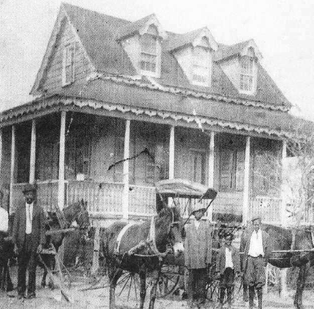 The Hutchinson House