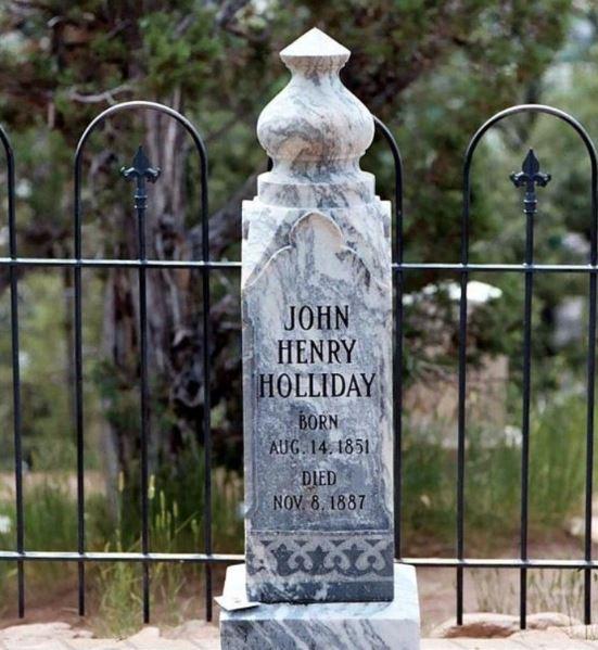 Doc Holliday Grave Trailhead