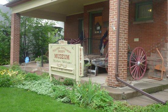 Frontier Historical Museum