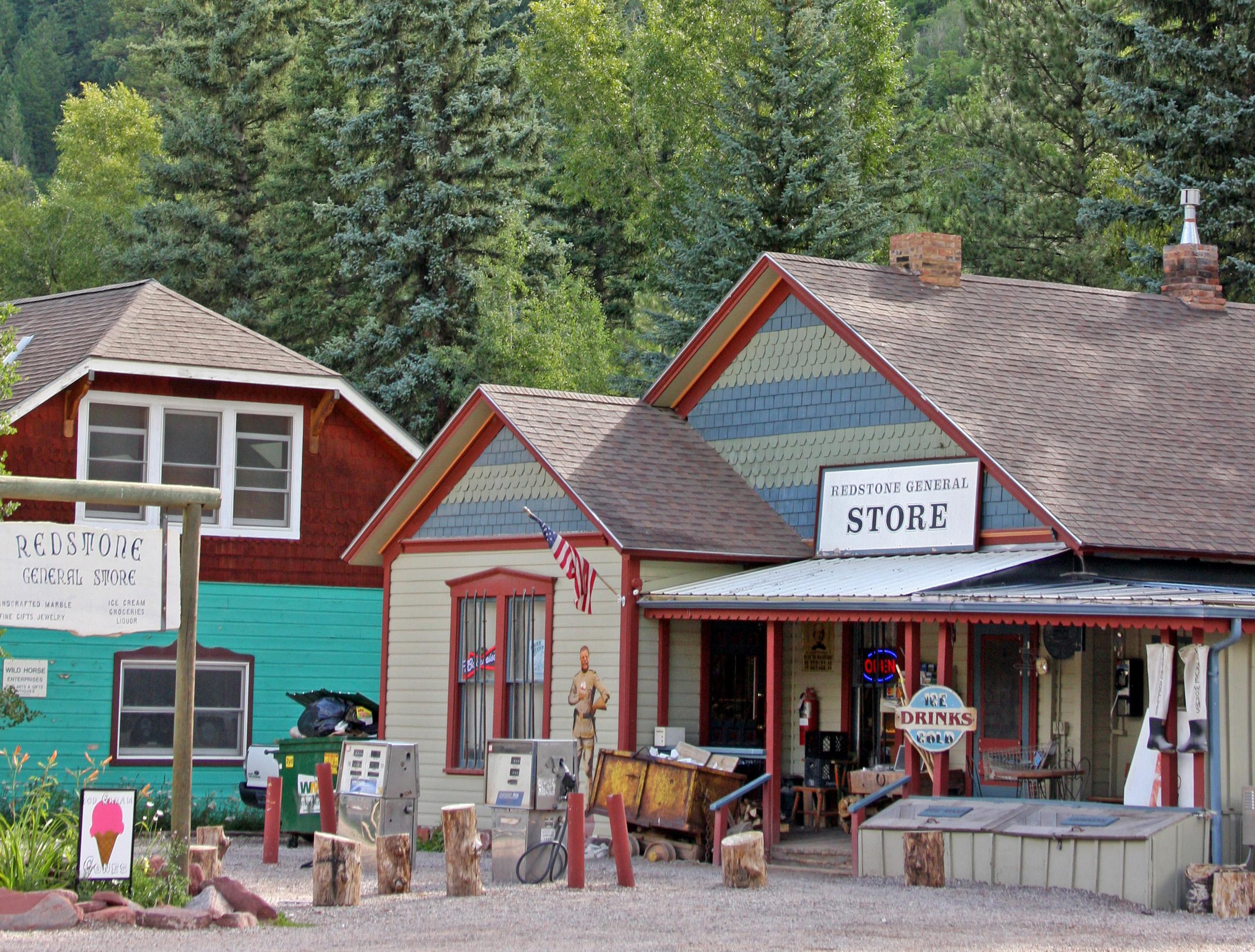 Redstone Historic District