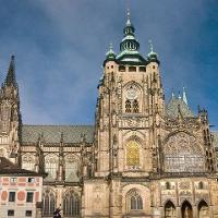 Katedrála Sv. Víta (St. Vitus Cathedral)
