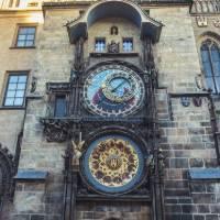 Pražský Orloj (Prague Astronomical Clock)
