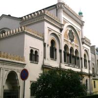 Španělská Synagoga (Spanish Synagogue)