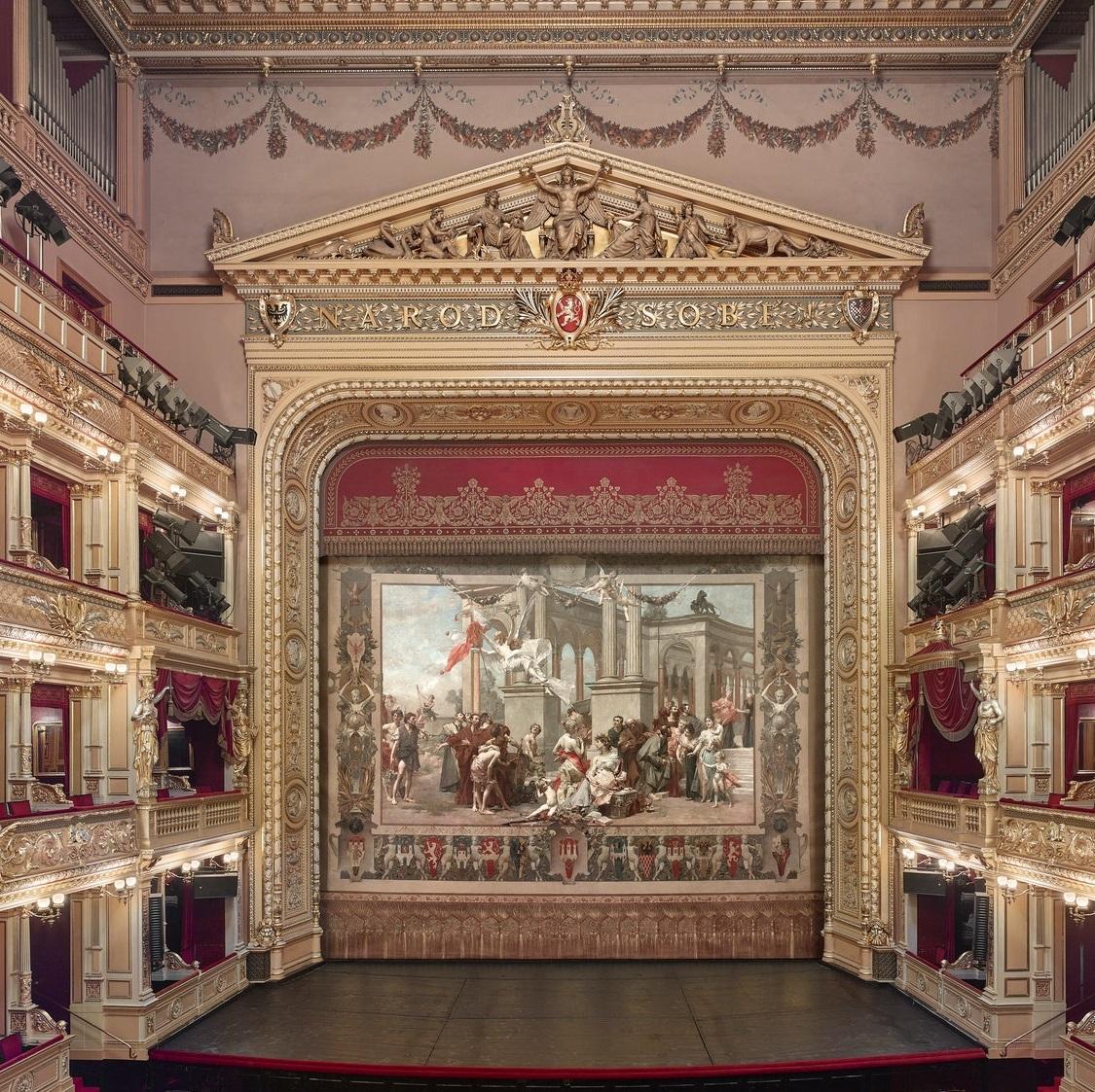 Image Of Národní Divadlo (National Theatre), Historic Hotels Worldwide