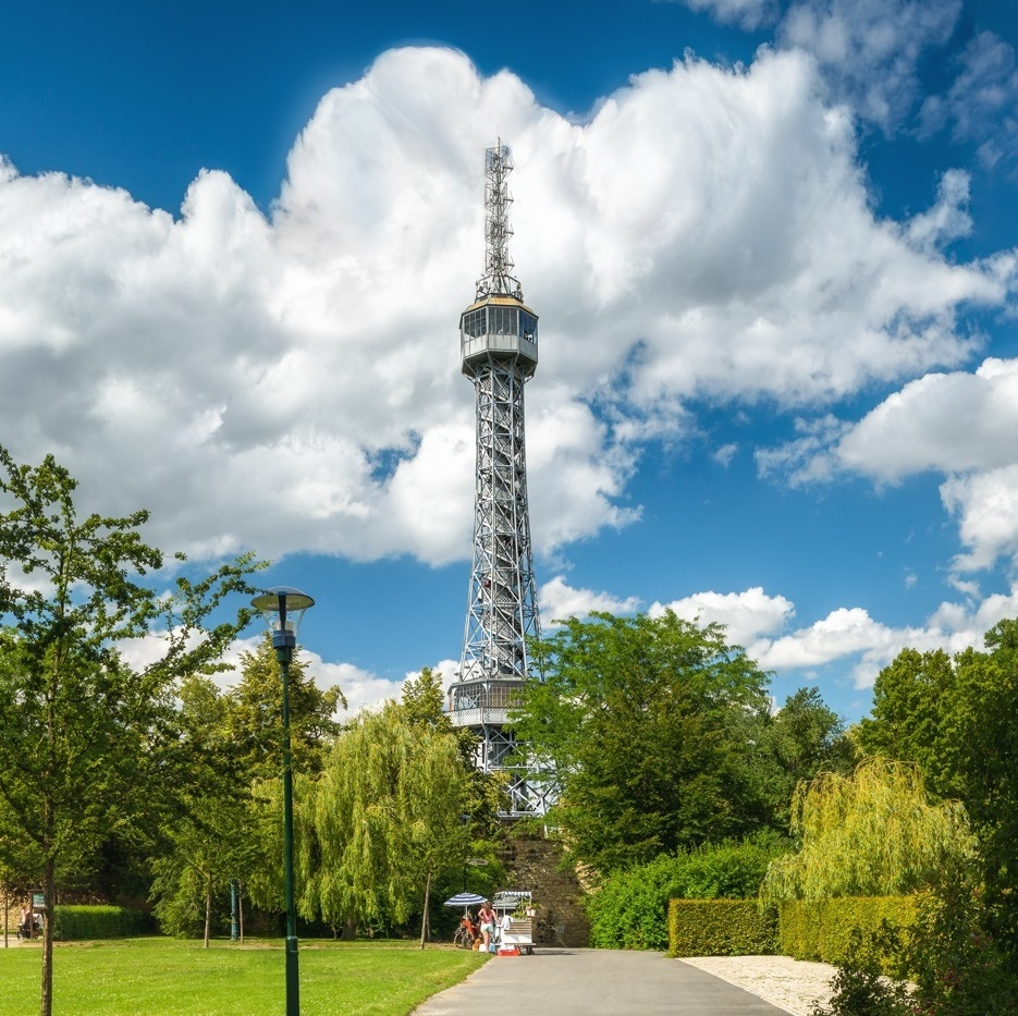 Image Of Petrin Tower, Historic Hotels Worldwide