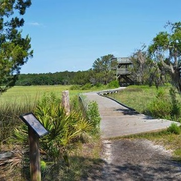 Image Of Skidaway Island State Park, Historic Hotels Of America
