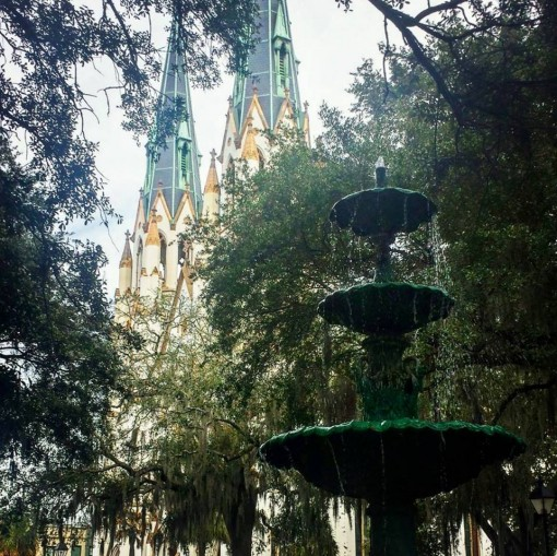 Image Of The Cathedral Basilica Of St. John The Baptist, Historic Hotels Of America